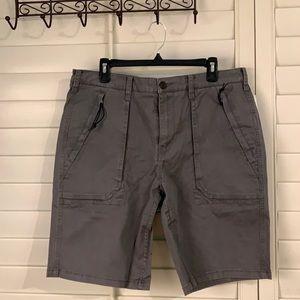 Brand new Men's Shorts Gray Sz: 36 waist NWT